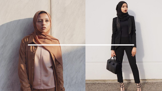 HOW TO STYLE YOUR HIJAB FOR WORK