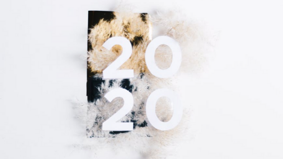 2020 new years resolution