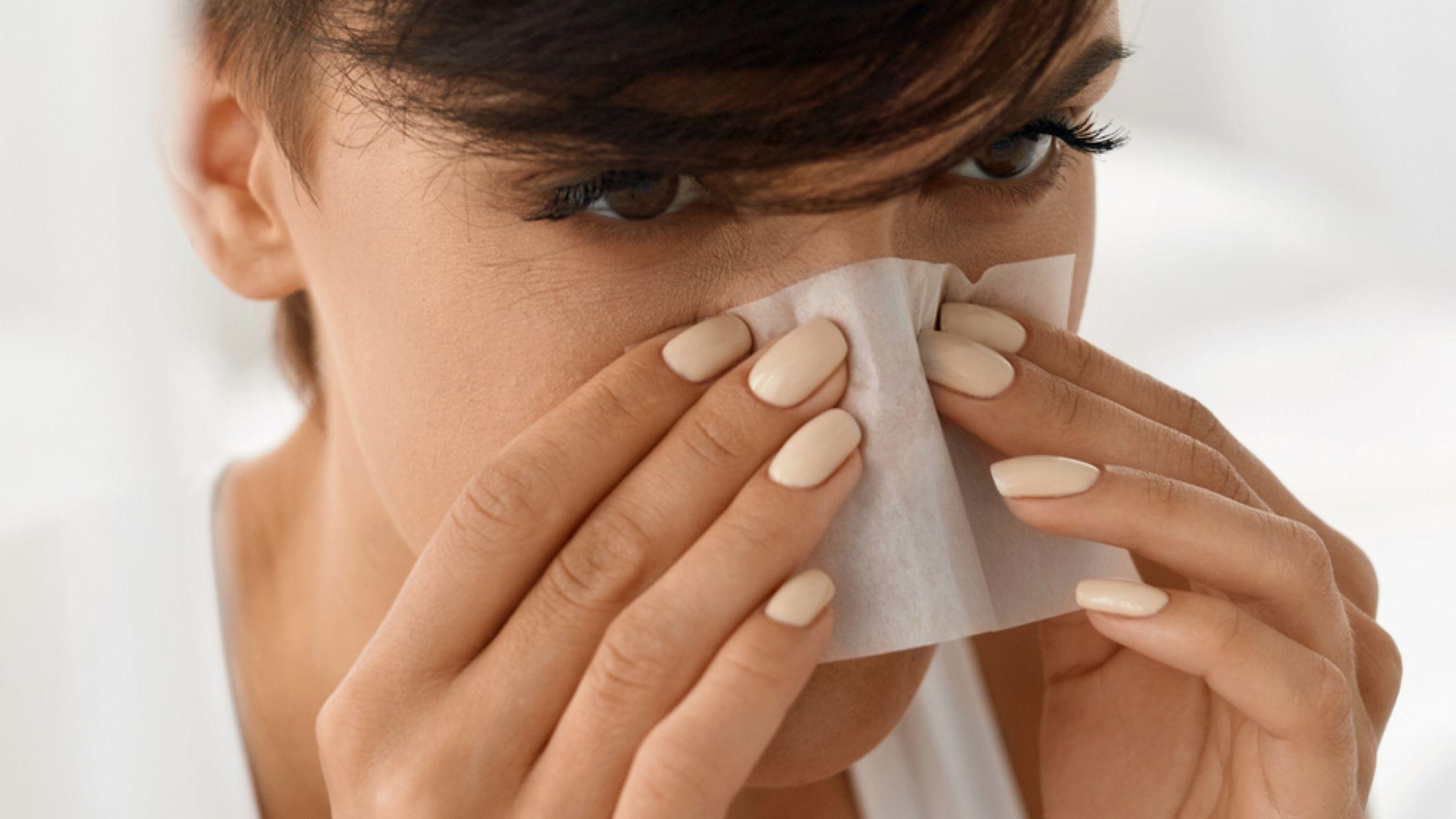 benefits of face blotting