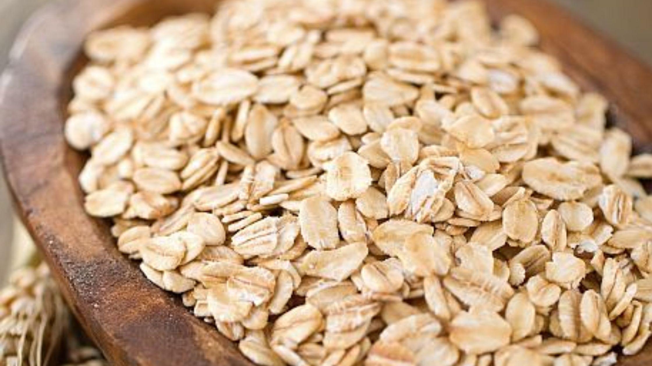 oatmeal for skincare