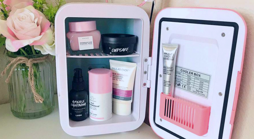 skincare products to store in the fridge