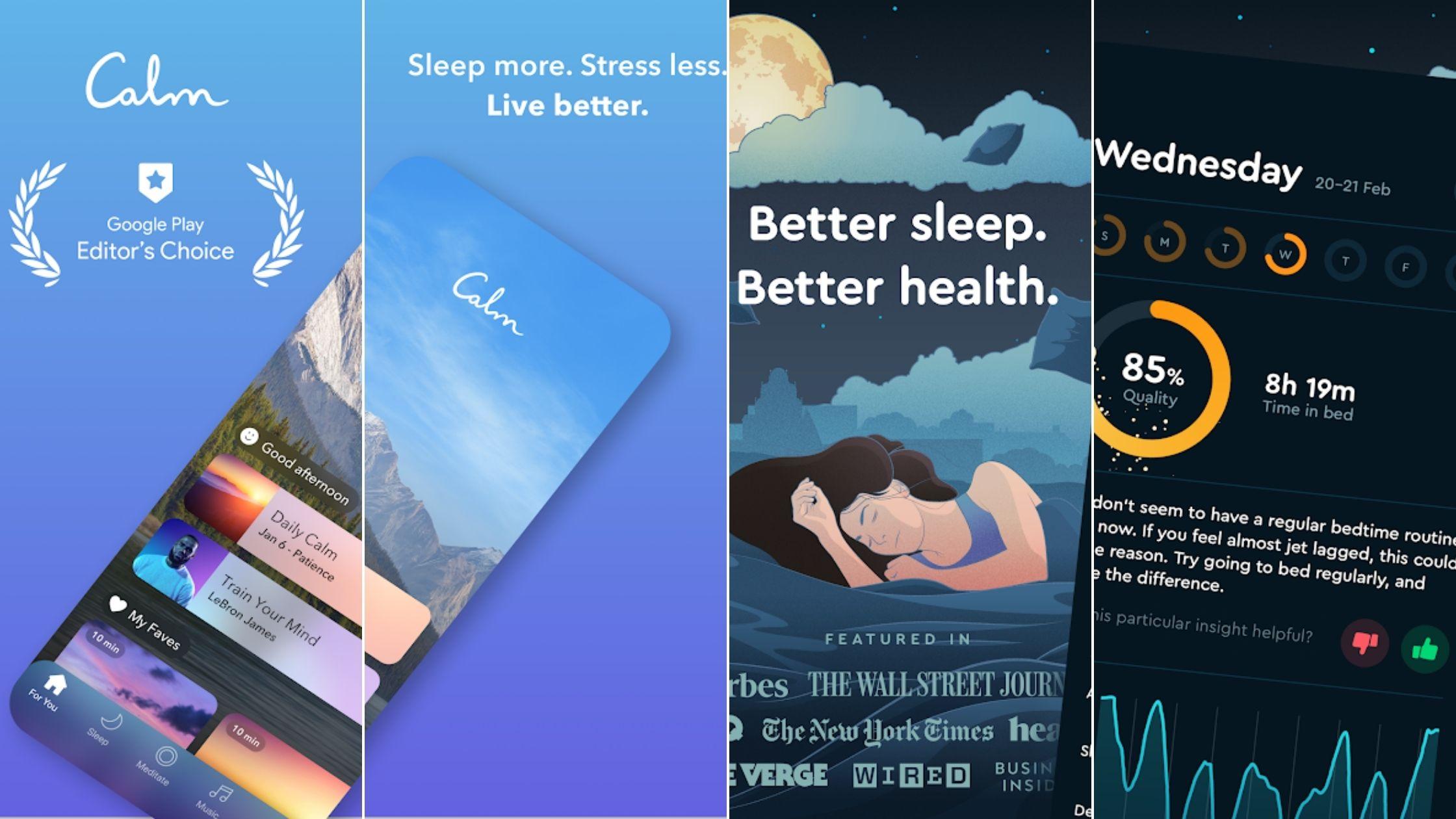12 best sleep app 2021 – How to sleep