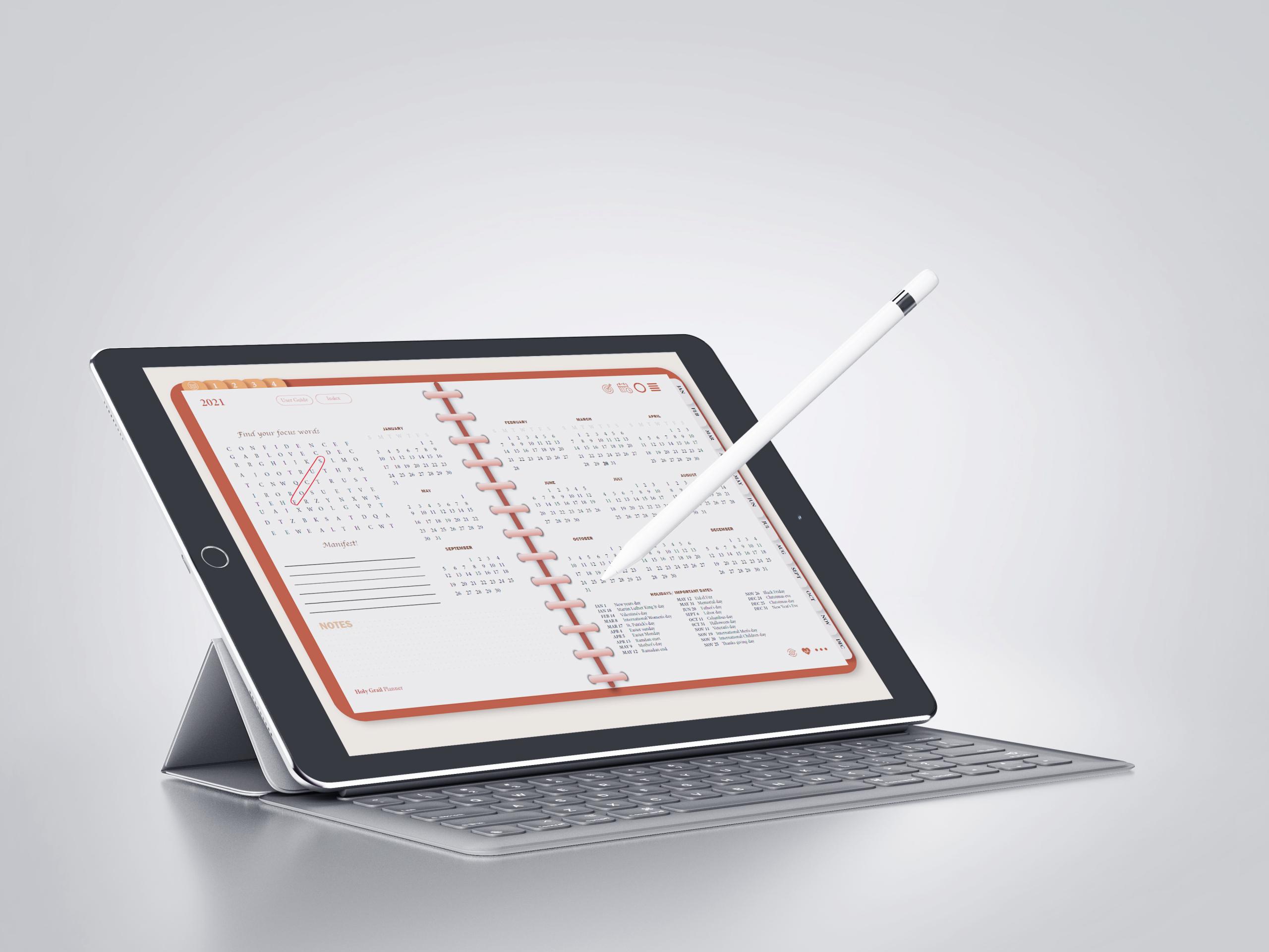 2021 digital planner